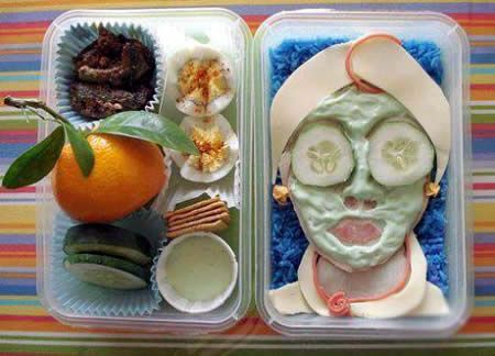 12 Most Awesome Pieces of Food Art (food art) - ODDEE