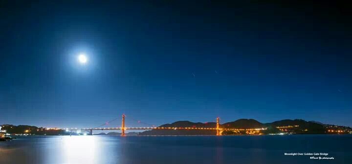 Moonlight in SF