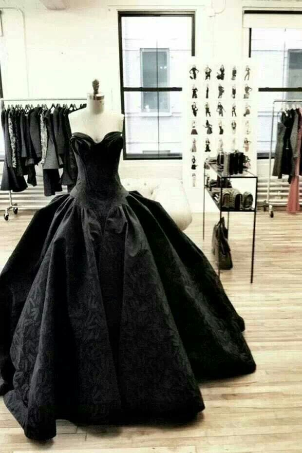 Black Wedding Dresses....Do You Dare? - Dress & Attire - Project Wedding Forums
