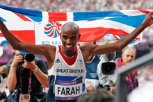 """More evidence the U.S. has lost the plot: """"Athletics: US customs quiz Farah over terrorist suspicion-Double Olympic gold medalist Mo Farah was quizzed by US customs on suspicion of being a terrorist despite the fact the Briton had his two Olympic gold medals in his suitcase...He was recently made a Commander of the Order of the British Empire in the Queen's New Year honours list...""""I couldn't believe it. Because of my Somali origin I get detained every time I come through US Customs..."""""""