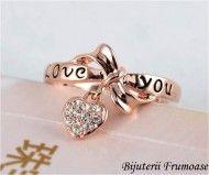 Inel Love you http://www.bijuteriifrumoase.ro/cumpara/inel-love-you-721
