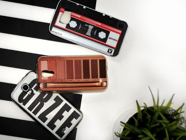 """Piękne, """"kosmetyczne"""" etui;) Na naszej stronie sami możecie zaprojektować własny case. Więcej na www.etuo.pl A zdjęcie pochodzi z bloga Karoliny: www.grzee.blogspot.com"""
