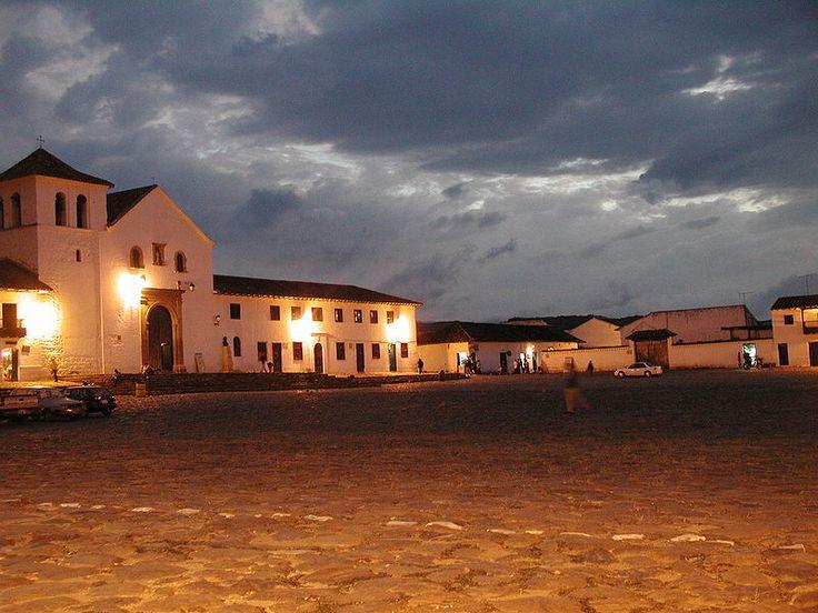 Villa de Leyva. Boyacá, Colombia