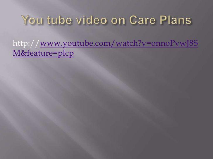Nursing care plan ppt final draft in 2020 Nursing care