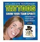 Wake Forest Demon Deacons Face Tattoos by Westrick Paper. $6.99. Support Your Favorite School with these Temporary Face Tattoos