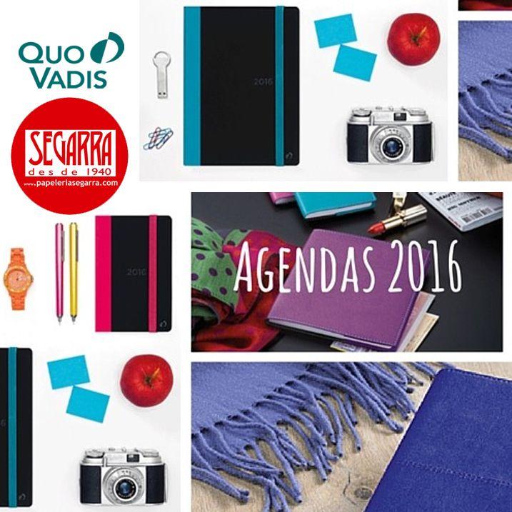 www.papeleriasegarra.com tienda online de Agendas 2016   Agendas Quo Vadis para profesionales #agendas #aqenda2016   http://papeleria-segarra.blogspot.com.es/2015/11/quo-vadis-agendas-2016-profesionales.html