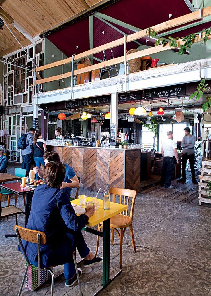 Les 25 meilleures idées concernant restaurant insolite paris sur ...