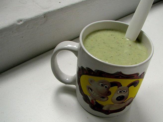 Sopa fría de pepino, yogur y menta | El Comidista EL PAÍS