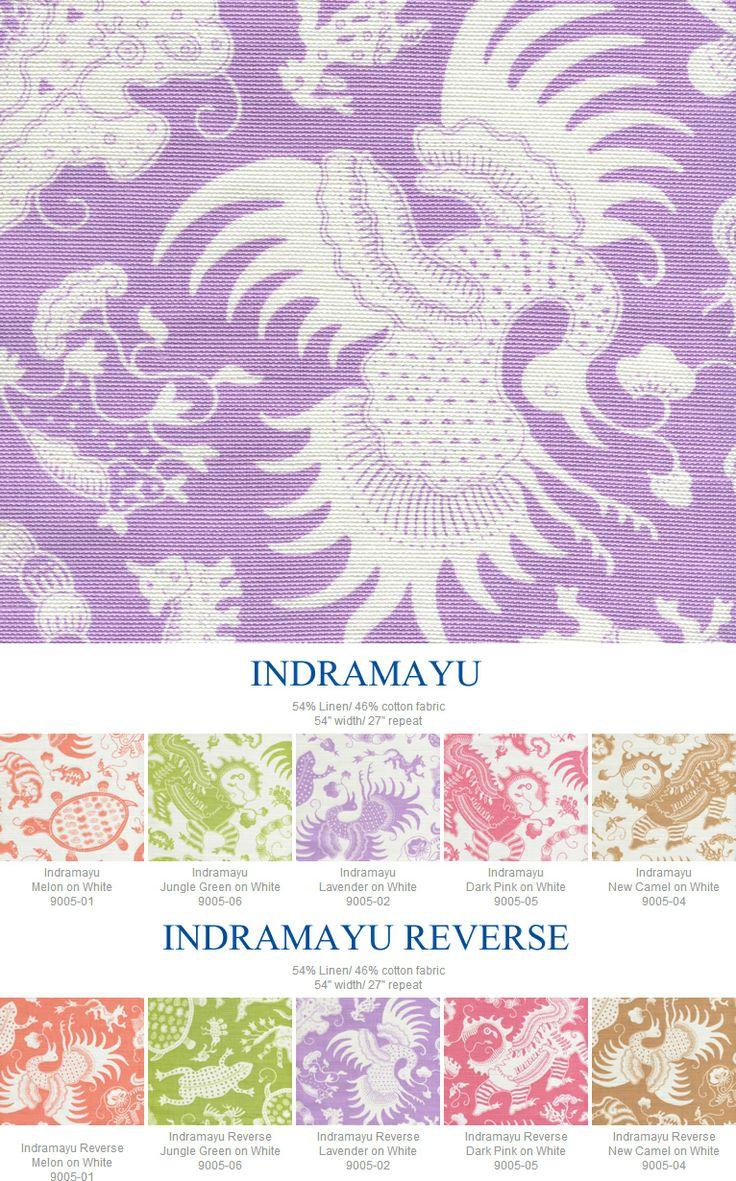 China Seas Indramayu and Indramayu Reverse group.