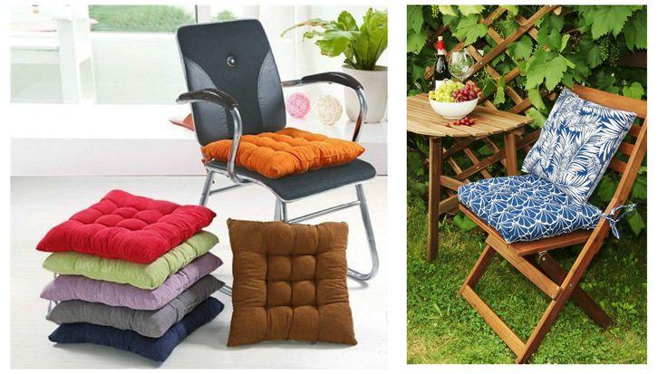 M s de 25 ideas incre bles sobre como hacer cojines en - Cojines redondos para sillas ...