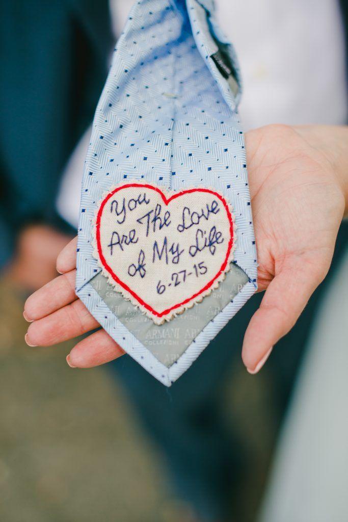 Un joli cadeau à faire à son amoureux avant de dire oui