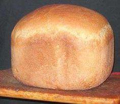Очень мягкий белый хлеб (хлебопечка)