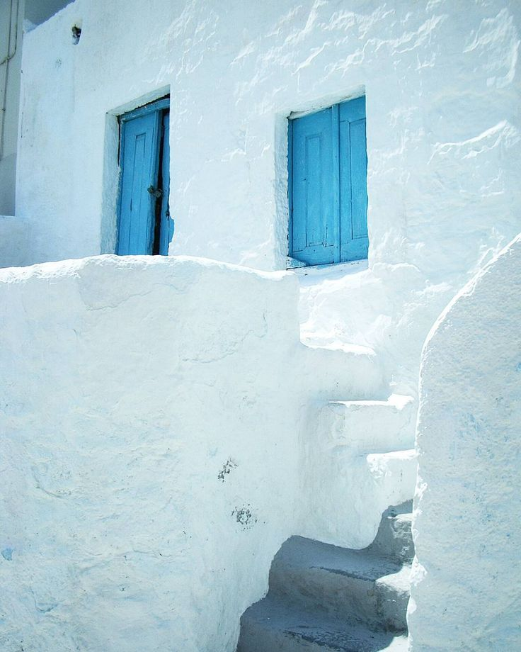 A typical house in Kalymnos. Situated between Kos and Leros this Greek Island  is the fourth largest in the Dadecanese. It is best known as home of the world's finest sponge divers.