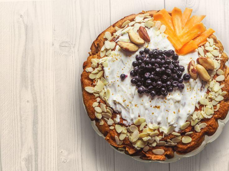 Misz-masz, czyli nasz pomysł na ciasto z owocami i bakaliami! #finuu #ciasto #maslo #butter #cake #owoce #bakalie #cakes #inspiracje #foodinspiration #almond