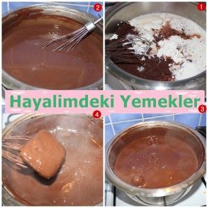 kakaolu pasta kreması
