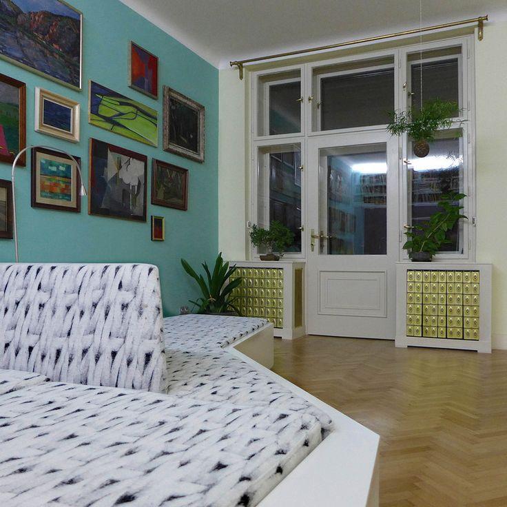 archiweb.cz  - Interiér bytu