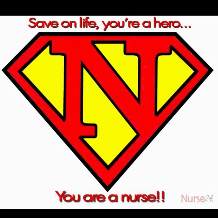Salvq la vita, sei un eroe.  Sei un infermiere!  #nurse