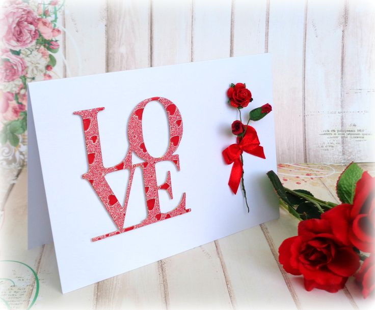 022016 Valentines Day Card 1015 Cm Marianne Design Creatables Dies LOVE LR0301