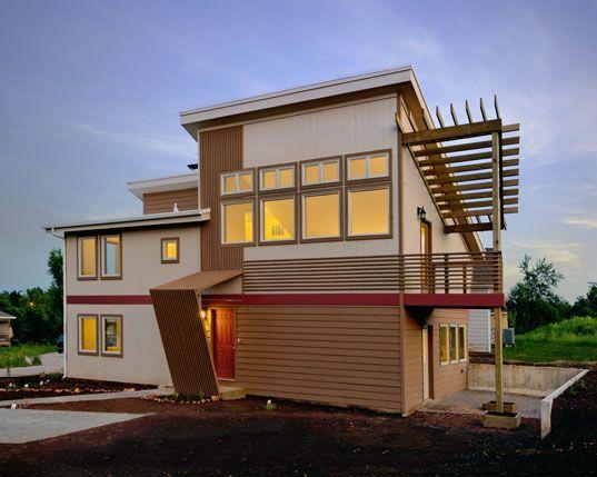 Habitat for humanity drury university leed platinum home for Platinum home designs llanelli