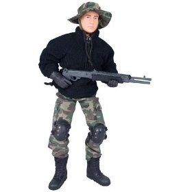 "World Peacekeepers Navy Seal Tunnel Hunter 12"" Action Figure   eBay"