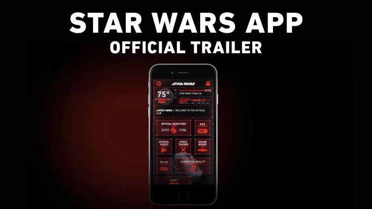 Star Wars - App Preview