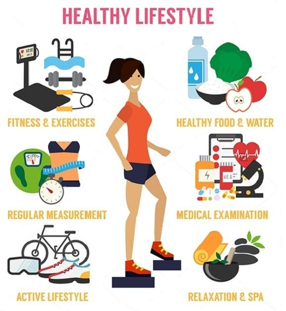 healthy lifestyle shows different aspects of living a healthy  healthy lifestyle shows different aspects of living a healthy lifestyle  click in and check it out