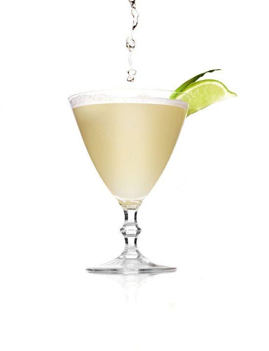 Ciroc Coco Lite Martini (piña colada flavors)