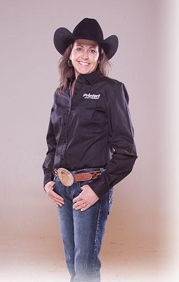 Lisa Lockhart - Professional Barrel Racer