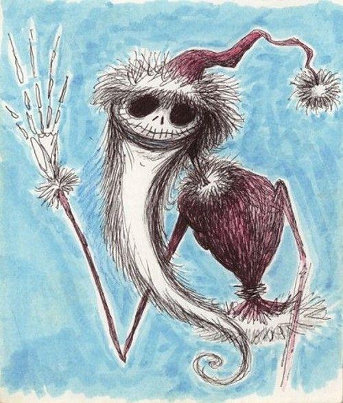Тим Бертон рисует… (рисунки к его кинокартинам) / фото 2016