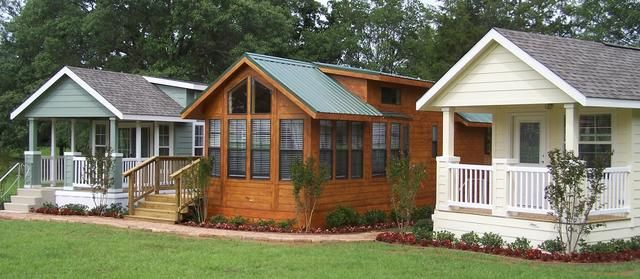 RVParkModels - website with all models of tiny homes