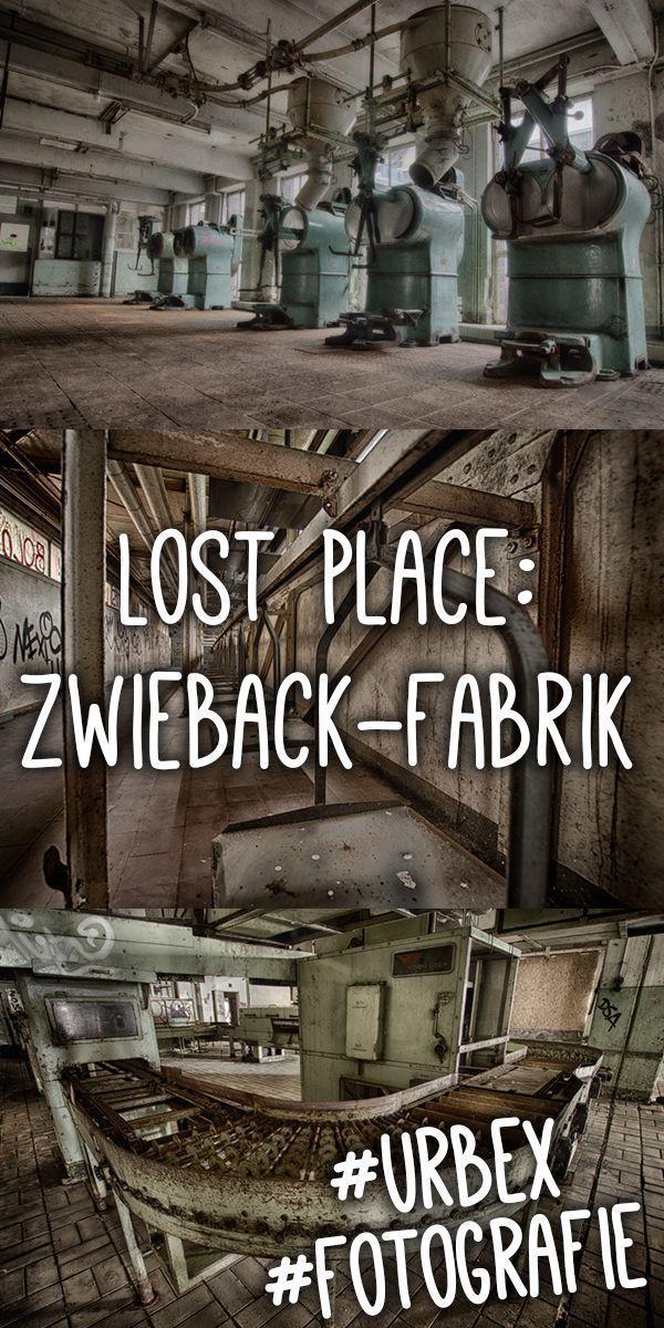Die Zwieback-Fabrik - ein sehr bekannter Lost Place, welcher aber nicht nur als verlassenes Gebäude sehr bekannt ist, sondern haben wir alle schon die Zwiebacke aus der Produktion im Mund gehabt und gegessen...