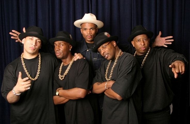 Hip Hop Legends    DJ Kid Capri , DJ Grandmaster Flash,   DJ Jazz Jeff, DJ Premier ..   DMC from Run-DMC