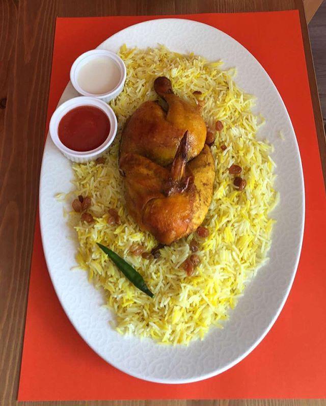 تغطيتي اليوم لمطعم @mandeena.bh . مطعم مندينا مختص بتقديم طبق ...