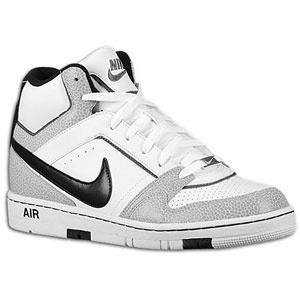 298609ba07217 Nike Air Prestige III High - Men s - Sport Inspired - Shoes -  White Black Dark Grey Neutral Grey