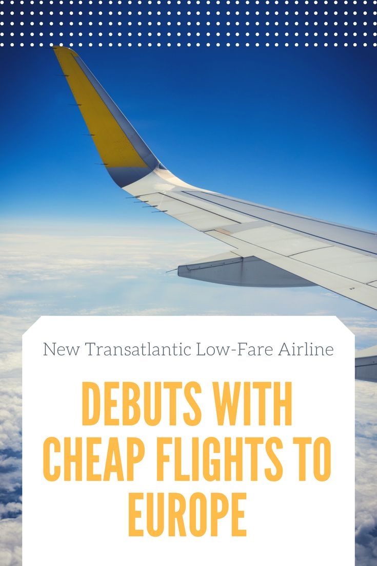 Are $100 Flights to Europe a Possibility? | Flights Blog