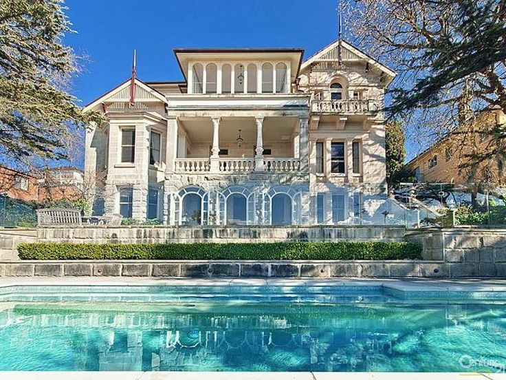 The most beautiful house in Australia.
