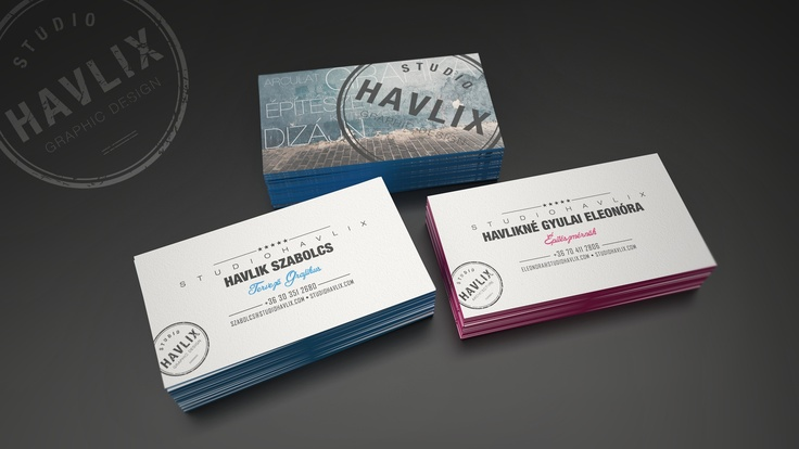 Our businesscard, 3d preview