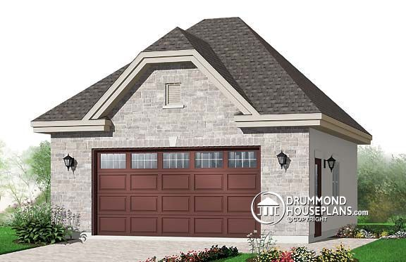 Tiny Home Designs: 85 Best Garage Plans, Garage Designs With Apartment & Shed