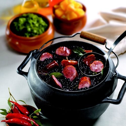 Feijoada, originally from Rio de Janeiro, is considered to be the most nationally spread. It is also one of the most popular meat dishes. Feijoada is a bean stew with black beans, beef and pork. Beans are served with almost every Brazilian dish. They're good companion in poultry dishes and meat dishes, as well as fish recipes. Check out this easy-going bean recipe our Beka Cookware chefs developed. http://www.beka-cookware.com/blog/cook-with-samba-vibes