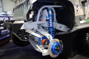 View 006 Amanda Products Jeep Jk Wrangler Ifs Irs Kit Suspension Sema 2015 - Photo 159092774 from SEMA 2015: Top Tier New Products