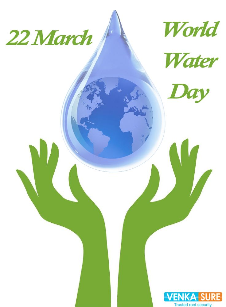 There are a number of ways to save water... And they all start with you. Happy World Water Day 2016..!