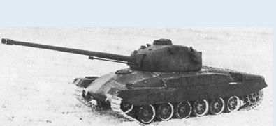 Panzer 58 1st Prototype