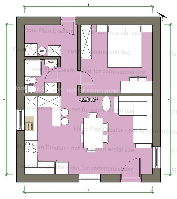 78 best Apartments images on Pinterest House template, Little