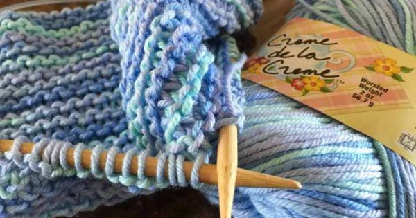 There Are A Myriad Of Things You Can Make With Cotton Yarn