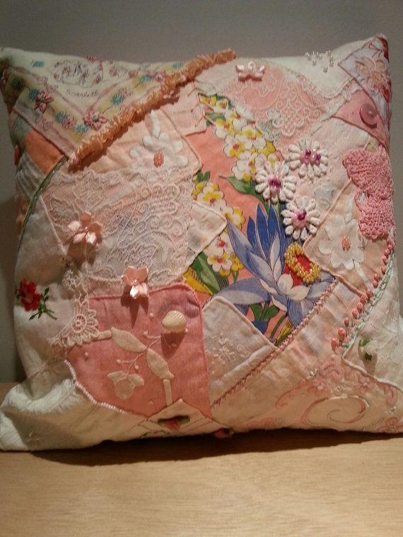 crazy-quilt-pillow-vintage-hankie-pillow