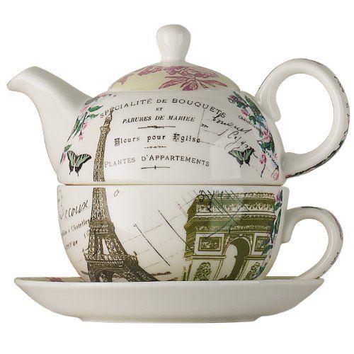Stash Tea La Tour de Paris Tea for One : tea for ones