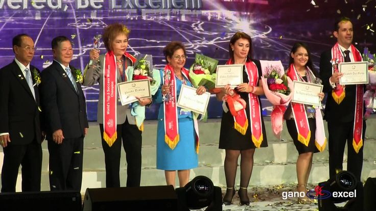 Gano Excel Global Achievers Convention 2015