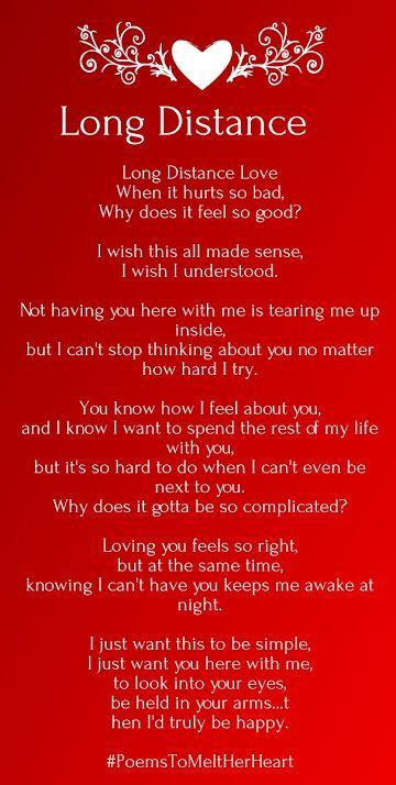 Long Love Quotes For Her New 33 Best Merrige Images On Pinterest  Long Love Poems Love Poem