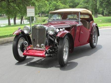 Best 38 MG Cars images on Pinterest | Br car, British car and ...