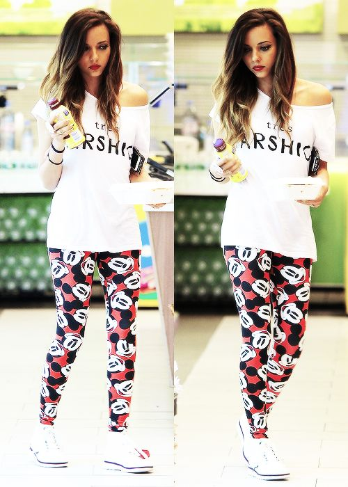 Jade Thirlwall of Little Mix!<<< LOVE her outfit